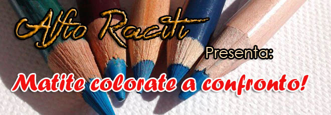 alfio raciti eternal hand matite colorate professionali